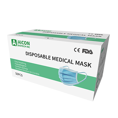Disposable Medical Mask-50pcs